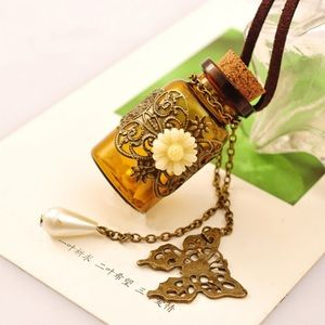 Jewelry - Wishing Bottle Necklace